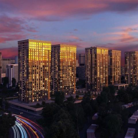 5 новых проектов Киевгорстроя