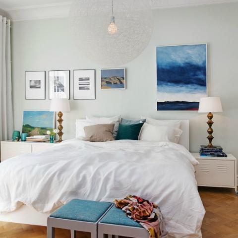 5 правил для уютной спальни