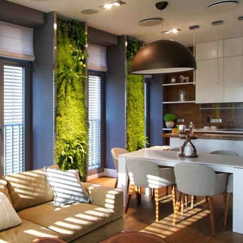 5 самых популярных стилей в дизайне интерьеров квартир