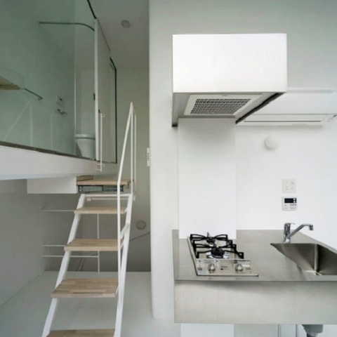 9 миниатюрных домов в Японии