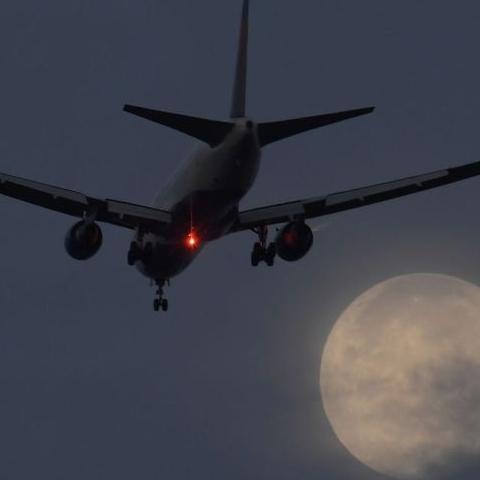 Аэропорт «Киев» может ввести ограничения на полеты в ночное время
