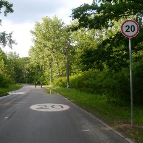 Ассоциация велосипедистов Киева просит изменить систему въезда на Труханов остров
