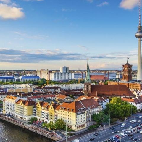 Берлин возглавил рейтинг лучших городов для миллениалов