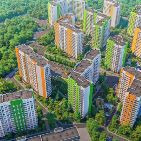 Будинки № 1-6 ЖК Нивки-Парк отримали акредитацію банку