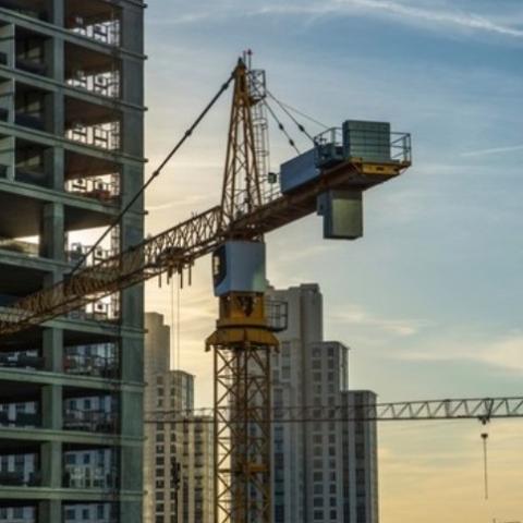 Будівельно-монтажні роботи для житлових будівель подорожчали на 11