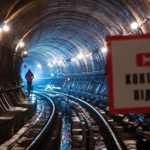 Число участников конкурса на строительство метро на Виноградарь сократилось до двух