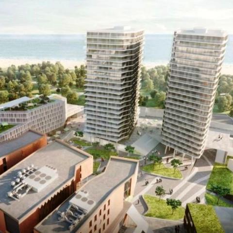 Чотири приклади перетворення промислових зон на нові житлові комплекси