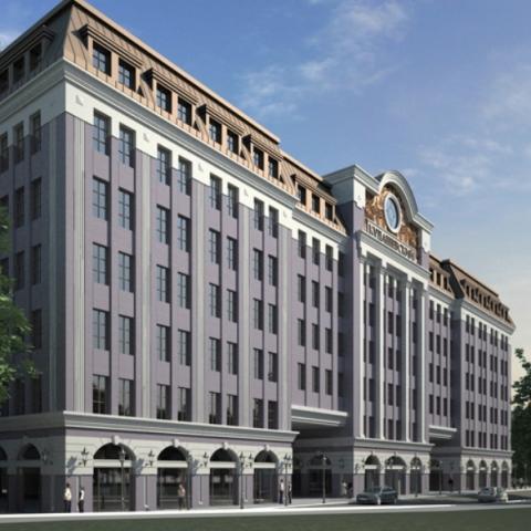 Daytona Development презентувала новий торгово-офісний комплекс в Дніпрі