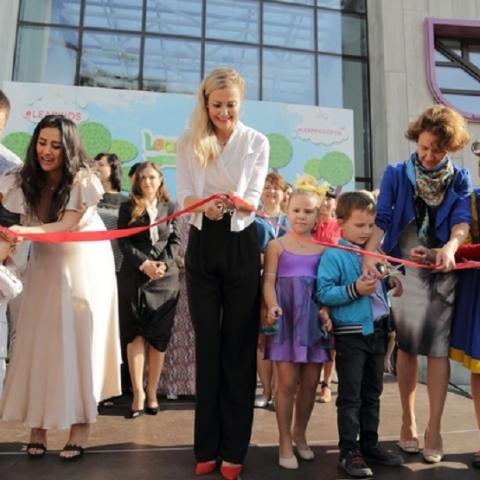 В Киеве открылся детский сад нового формата
