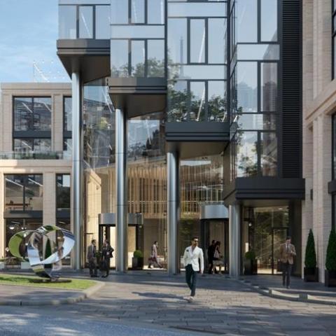 DIM group открыл продажи квартир в ЖК бизнес-класса А136