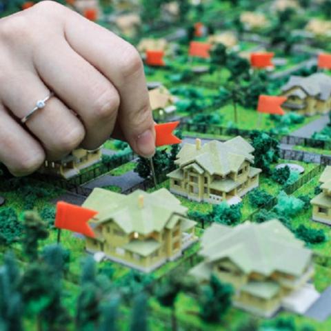 Для ОСМД и ЖСК снизили ставку земельного налога