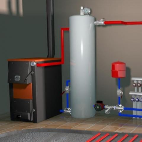 Для реконструкции систем отопления