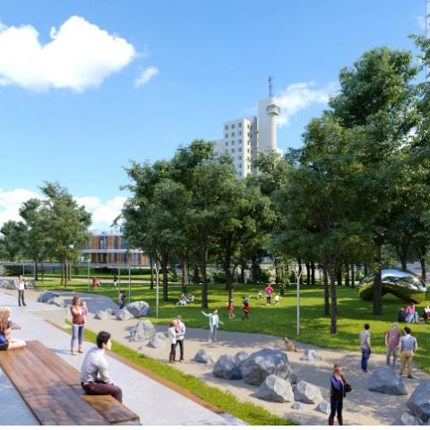 Для жизни и отдыха: 5 ЖК Киева с развитой рекреационной инфраструктурой