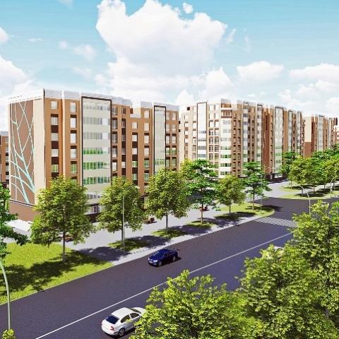 До кінця травня діє акційна ціна на квартири в ЖК Озерний гай Гатне