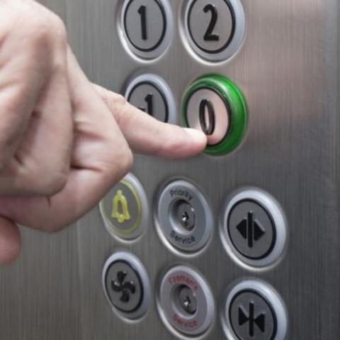 Дозволено проектувати ліфт з дому до підземного паркінгу