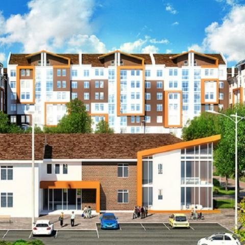 Двухкомнатная квартира в ЖК Orange Park: рациональность и комфорт для молодой семьи