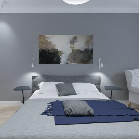 Двухкомнатная квартира в ЖК «Петровский квартал»: пример индивидуального дизайна