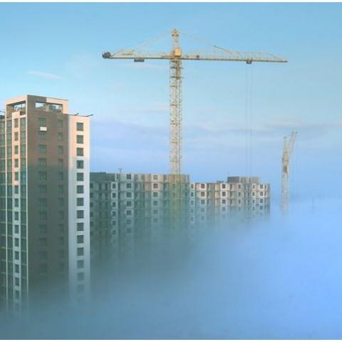 Эксперты предсказывают замедление темпов строительства жилой недвижимости. Обновлено