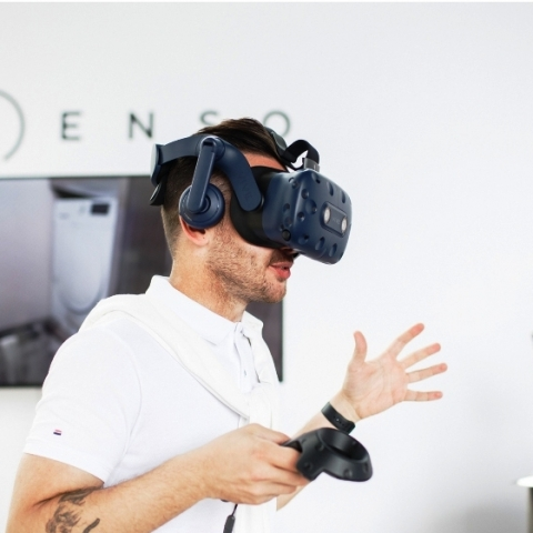ENSO запустила VR для огляду ЖК DIADANS