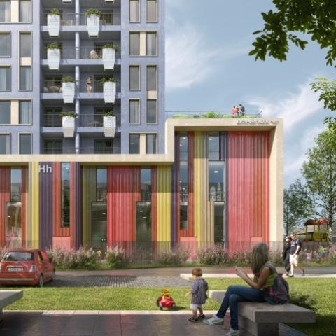 Family friendly: жилые комплексы для семей