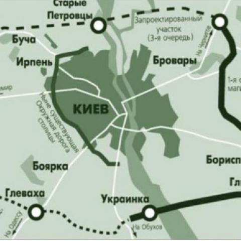 Где будет проложена новая объездная дорога