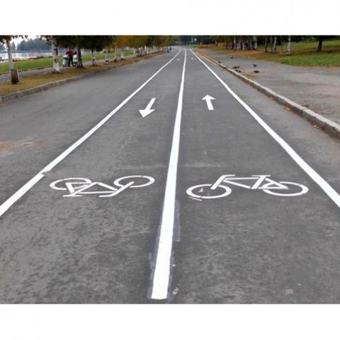 Где в Киеве должны появиться велодорожки