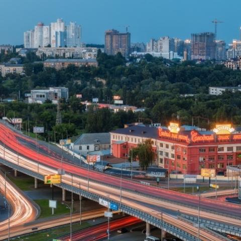 Геофізики назвали київські райони з найбруднішим повітрям