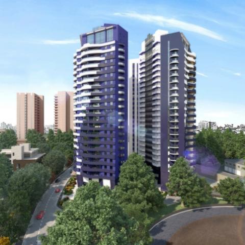Geos предлагает удобные и доступные варианты покупки квартир в ЖК Alter Ego на Печерске