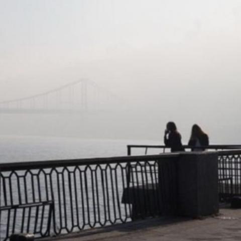 Нічого аномального не спостерігається. Гончарук заперечив повідомлення про надмірне забруднення повітря в Києві