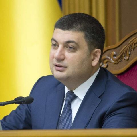 Гройсман: в Украине значительно выросла строительная отрасль