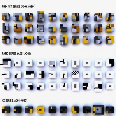 Идея создания массового жилья по рандомному алгоритму