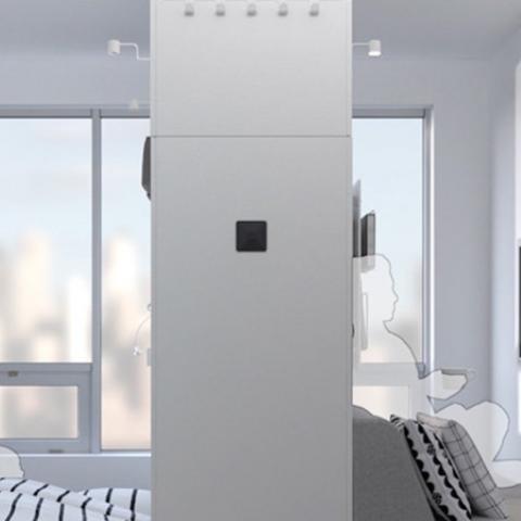 IKEA продаватиме роботизовані меблі для маленьких квартир