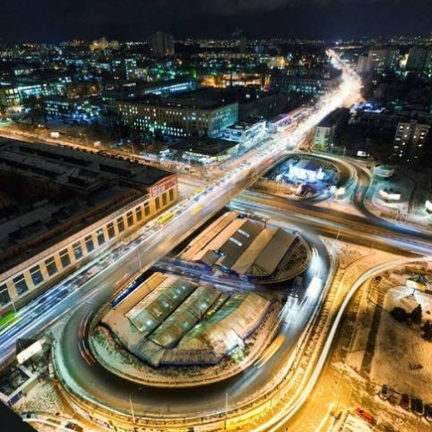 Институт Генерального плана Киева начал работу над  Комплексной схемой транспорта