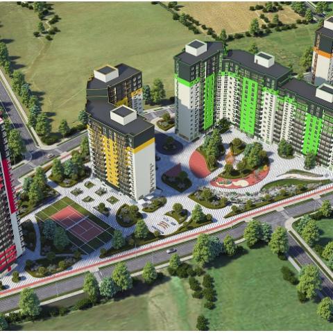 Інтеграл-Буд оголошує про старт продажів квартир у будинку № 8 ЖК Сирецькі сади