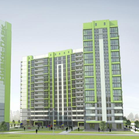"""""""Интеграл-Буд"""" заявил о начале строительства нового жилого комплекса в Соломенском районе"""