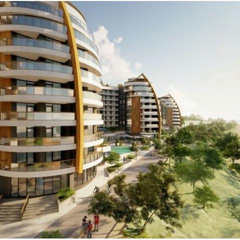 Інтергал-Буд презентує проект апартаментів преміум-класу Lа Mer в Одесі