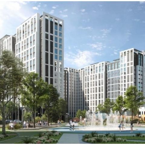 Інтергал-Буд буде займатися девелопментом житлового комплексу Sky Avenue