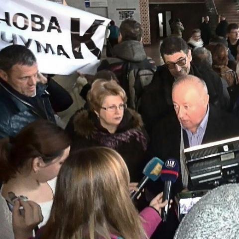 Инвесторы столичного ЖК обвинили депутата в рейдерстве
