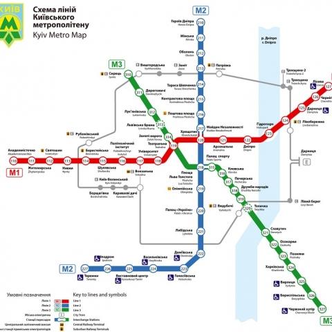 Итальянская компания заинтересовалась строительством метро в Киеве