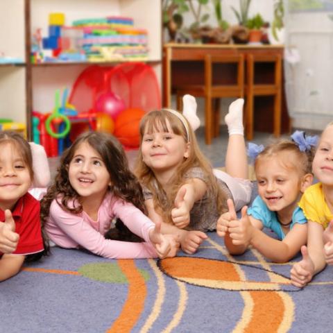К концу августа в Киеве откроют два детсада