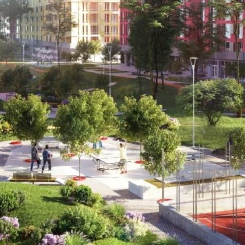 К сентябрю цены в ЖК формата «город в городе» повысились на 4