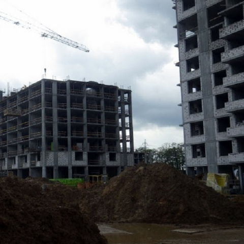 Кабмин улучшил прогноз роста объемов строительства до 8