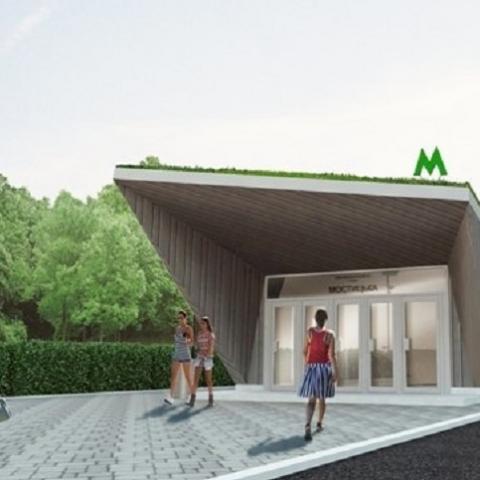 Как будет выглядеть метро на Виноградаре