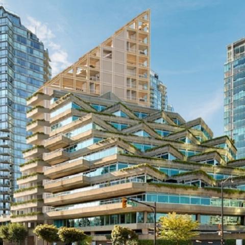 Как будет выглядеть самый высокий деревянный дом Ванкувера