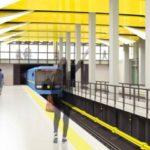 Как будут выглядеть первые станции метро на Виноградаре