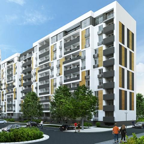 Как добавить света и пространства двухкомнатной «смарт»-квартире в ЖК «Вышгород Сити парк»