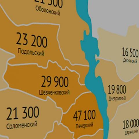 Как изменились цены на квартиры в новостройках Киева в первом полугодии 2018