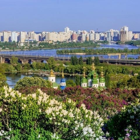 Как Кличко остановил незаконное строительство возле Ботанического сада