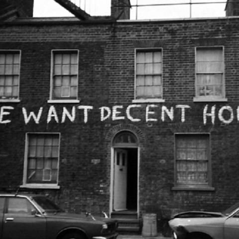Как Лондон борется с жилищным кризисом