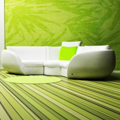 Как «озеленить» интерьер